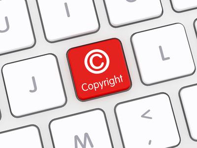 copyright and social media
