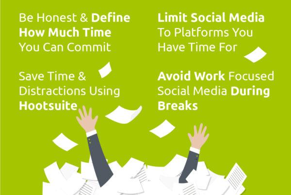 How to avoid social media burnout