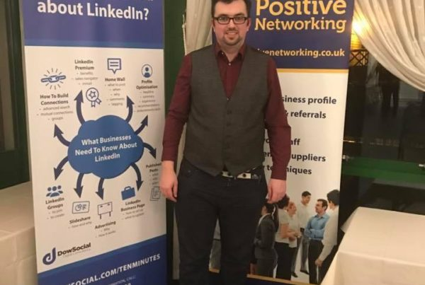 Positive Networking - What Small Businesses Are Asking About Social Media Marketing Right Now
