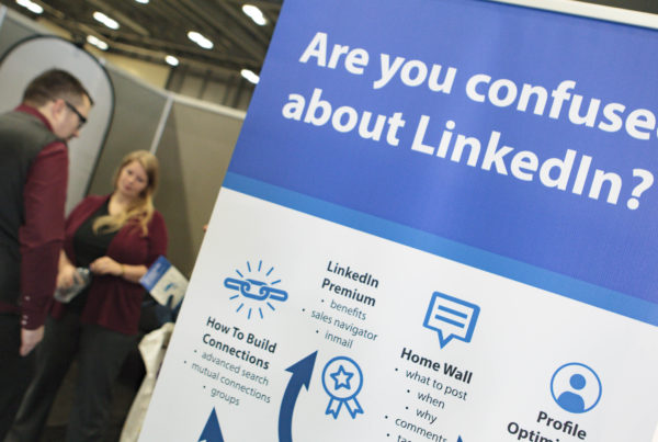 LinkedIn Marketing Cheat Sheet